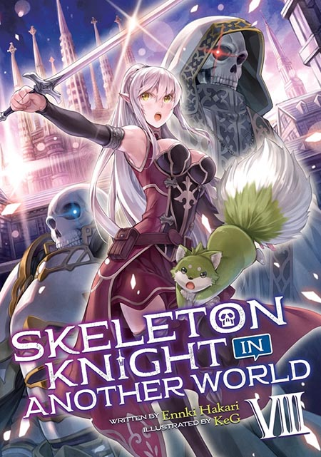 Skeleton Knight In Another World Novel  8 (M)