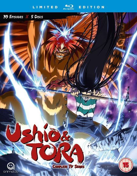 Ushio and Tora Collector's Edition Collection (Hyb) Blu-ray