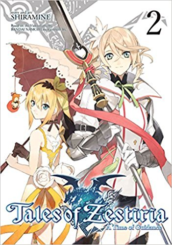 Tales of Zestiria  2 GN (PM)