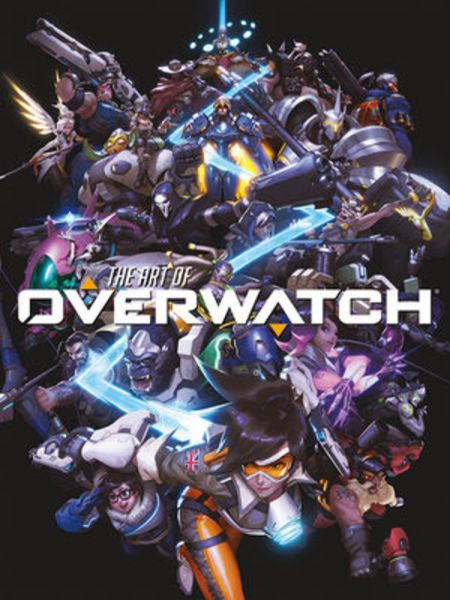 The Art of Overwatch (Hardcover) (L)