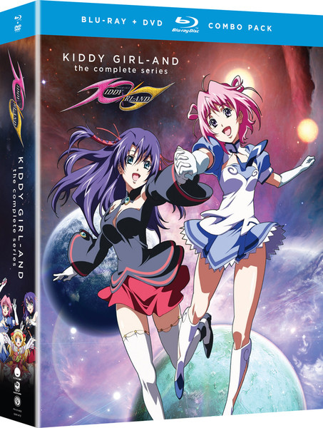 Kiddy Girl -and (S) DVD/Blu-ray