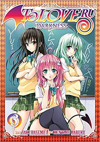 To Love Ru Darkness  3 GN (PM)