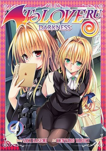 To Love Ru Darkness  4 GN (PM)