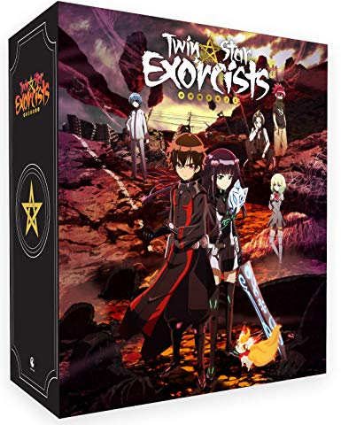 Twin Star Exorcists - Part 1 with Limited Edition Slipcase (Hyb) Blu-Ray
