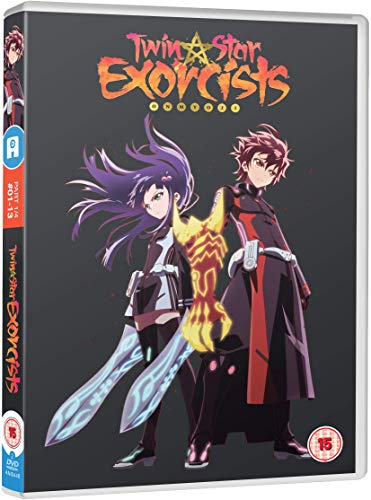 Twin Star Exorcists - Part 1 (Hyb)