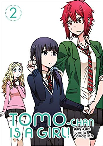 Tomo-chan is a Girl!  2 GN (PM)