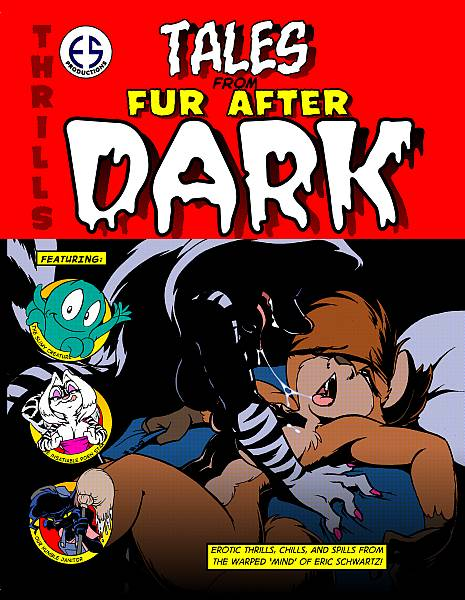 Tales from Fur After Dark (ADULT) (L)