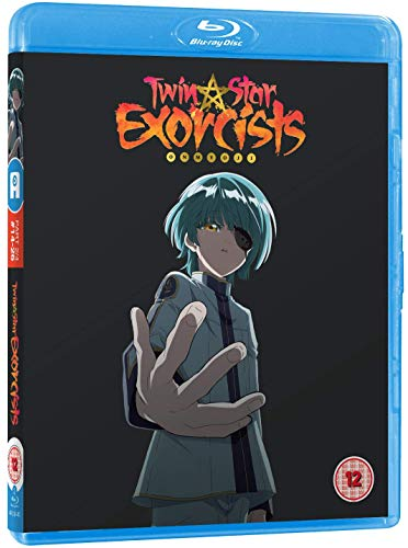 Twin Star Exorcists - Part 2 With Limited Edition Booklet (Hyb) Blu-Ray