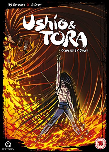 Ushio and Tora Complete Series Collection (Hyb)
