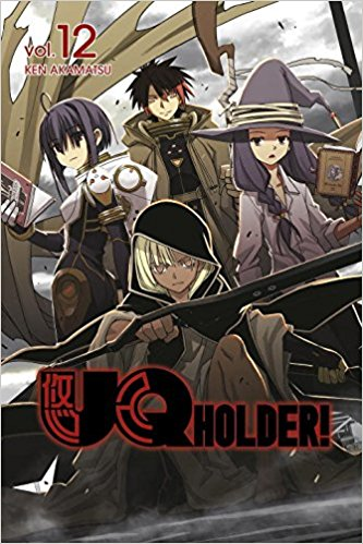 UQ Holder! 12 GN (PM)