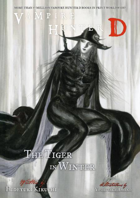 Vampire Hunter D 28: The Tiger in Winter Novel (PM)