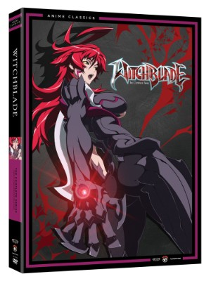 Witchblade Complete Series (Hyb) - Anime Classics