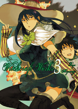 Witchcraft Works  3 GN (PM)
