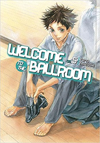 Welcome to the Ballroom 5 GN (M)