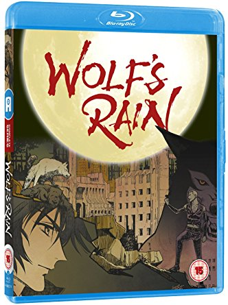 Wolf's Rain Complete Collection (Hyb) Blu-Ray