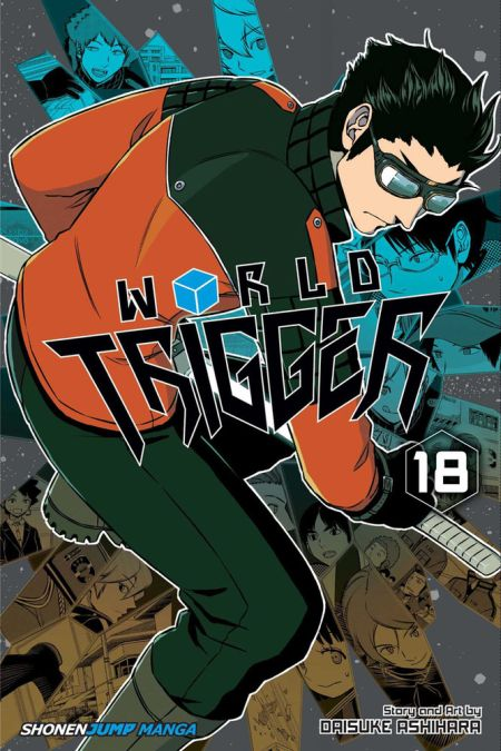 World Trigger 18 GN (PM)