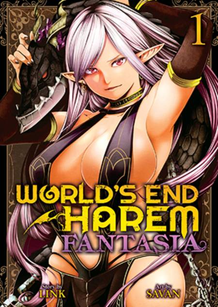 World's End Harem Fantasia  1 GN (PM)