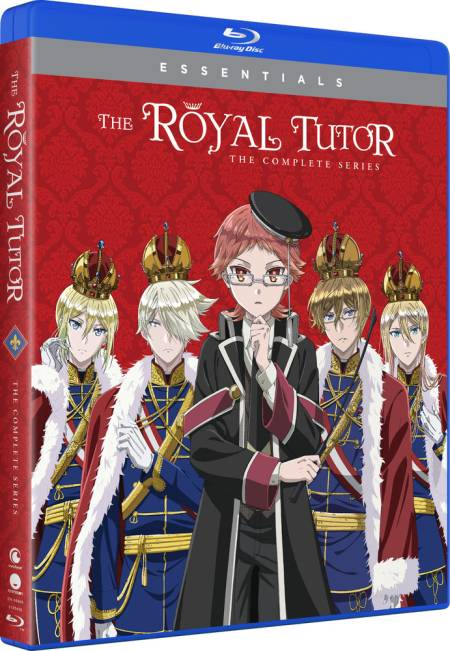 Royal Tutor (Hyb) Essentials Blu-ray