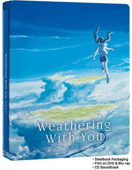 Weathering With You - Collector's Edition (Hyb) DVD/Blu-Ray