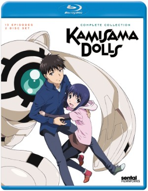 Kamisama Dolls Complete Collection (Hyb) Blu-ray