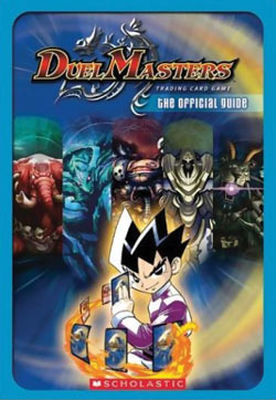 YuGiOh Duel Masters Official Guidebook  (PM)