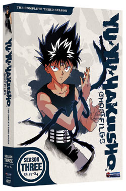 Yu Yu Hakusho Season 3 Box Set (Hyb)