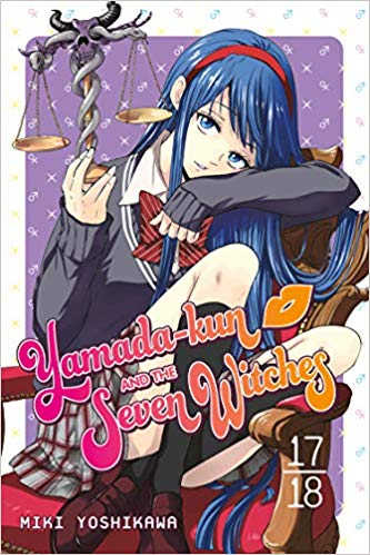 Yamada-kun and the Seven Witches 17-18 Omnibus GN (PM)