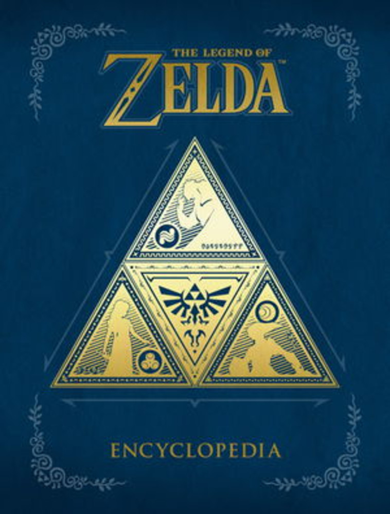 Zelda Encyclopedia (Hardcover)