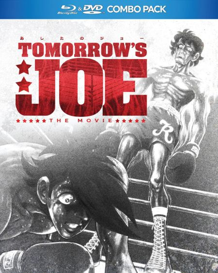 Tomorrow's Joe The Movie (Hyb) DVD/Blu-ray